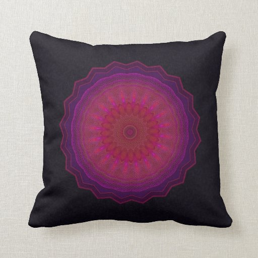 Caleidoscopio de giro del alma almohadas