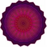 Caleidoscopio de giro del alma escultura fotográfica