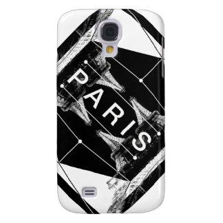 Caleidoscopio de París del ANUNCIO Carcasa Para Galaxy S4