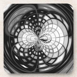 Caleidoscopio de Yin Yang Posavaso