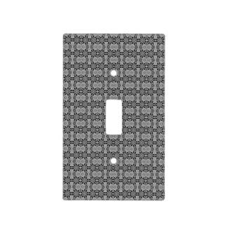 Caleidoscopio Grau Placas Para Interruptor