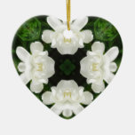 Caleidoscopio hermoso 2 del Gardenia 5 Adorno De Navidad