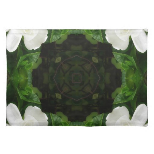 Caleidoscopio hermoso 6 del Gardenia 5 Mantel