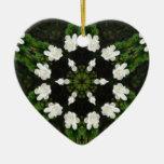 Caleidoscopio hermoso 7 del Gardenia 5 Ornaments Para Arbol De Navidad