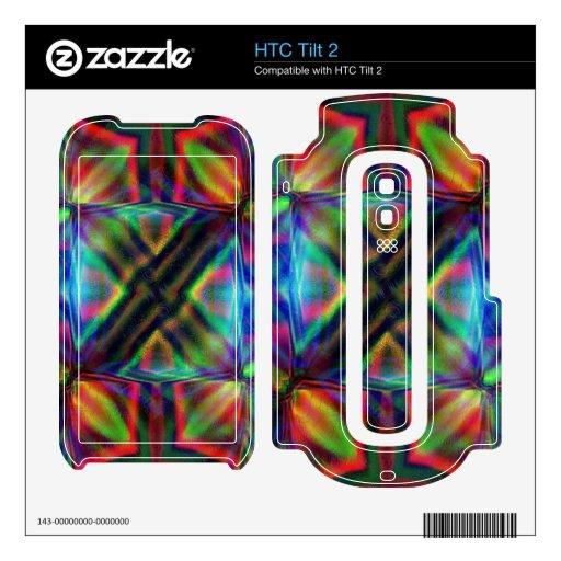 Caleidoscopio HTC Tilt 2 Skins