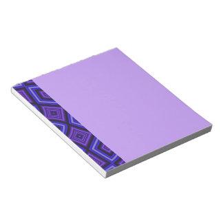 Caleidoscopio púrpura de la conciencia blocs