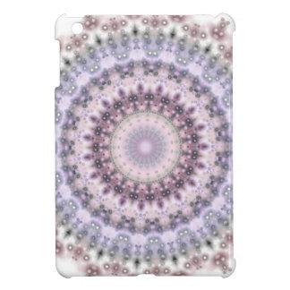 Caleidoscopio púrpura de la mandala del vintage