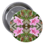 Caleidoscopio rosado 3 de las azaleas 1E Pin