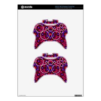 Caleidoscopio Trippy del fractal Mando Xbox 360 Skins