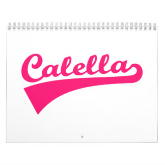 Calella Calendar
