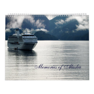 CALENDAR5, Memories of Alaska - Cu... - Customized Calendar