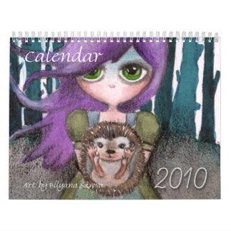 Calendar 2010 Biliana Savova