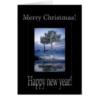 Calendar 2011, Merry Christmas Card