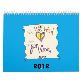 Calendar 2012 Christian
