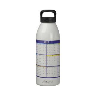 Calendar 2013 German Water Bottle