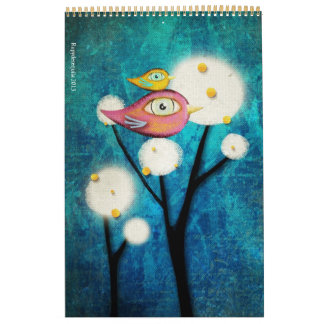 Calendar 2013 Whimsical Children´s Illustrations