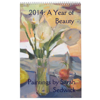 Calendar 2014: A Year of Beauty