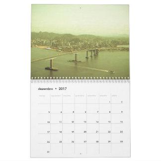 Calendar 2017: Espirito Santo