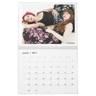 "Calendar 2017 ""Owlies """