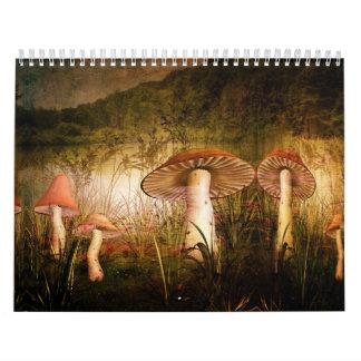 Calendar-A Touch of Magic