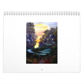 Calendar  An entire year of original artwork