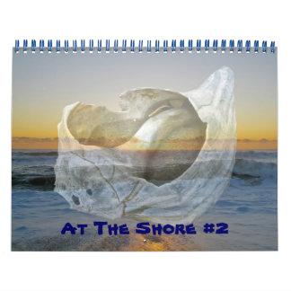 Calendar At the Shore #3
