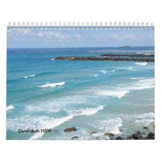 Calendar Australia Beach Photos