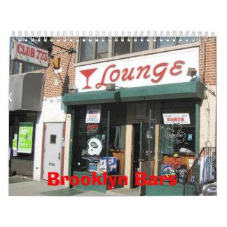 Calendar: Brooklyn Bars