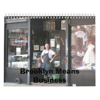 Calendar: Brooklyn Means Business Calendar