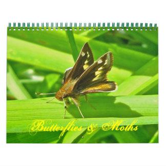 Calendar - Butterflies & Moths