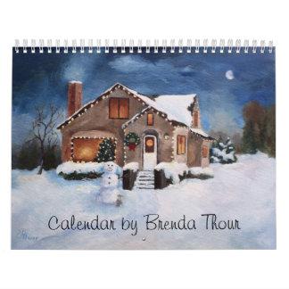 Calendar by Brenda Thour