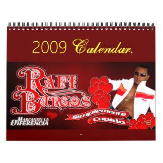Calendar. Calendar