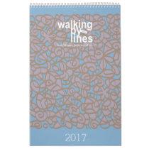 Calendar, calendar, 2017, franc le Pair, Art Calendar