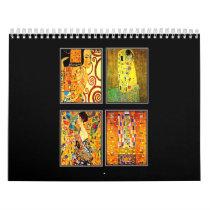 Calendar-Classic/Vintage-Gustav Klimt Calendar