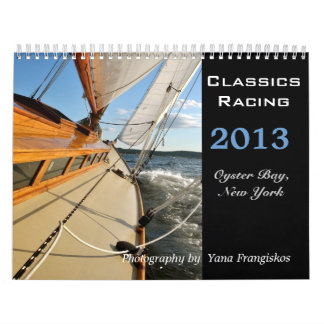 Calendar Classics Racing, Photography by  ...