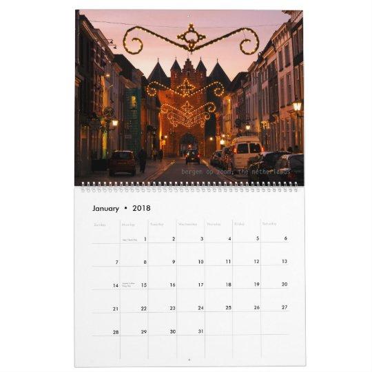 Calendar Europe 2010