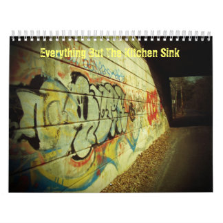 Calendar - Everything But The Kitchen Sink