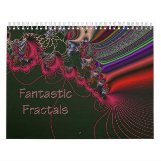 Calendar - Fantastic Fractals