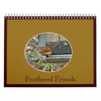 Calendar - Feathered Friends