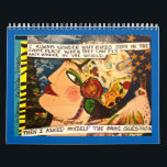 "CALENDAR FILLED WITH BAD GIRL ART<br><div class=""desc"">DIFFERENT SAYING AND IMAGE FOR EACH MONTH.</div>"