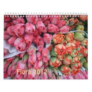 CALENDAR - Flora 2012 calendar