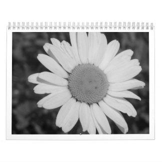 Calendar - Flowers