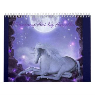 calendar for friends of fantasy