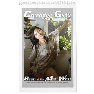 Calendar Girls 2009