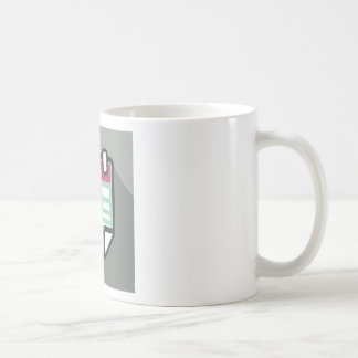 Calendar Icon Coffee Mug