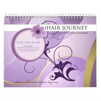 Calendar-iHair Journey Undated Calendar