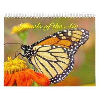 Calendar - Jewels of the Air