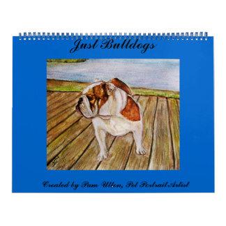 Calendar Just Bulldogs