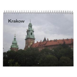 Calendar - Krakow