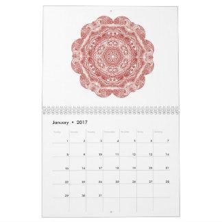 calendar mandala